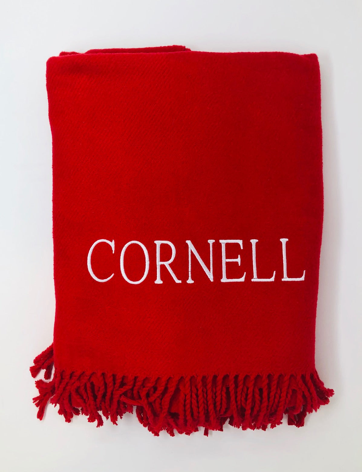COLLEGE THROW BLANKET | VARIOUS