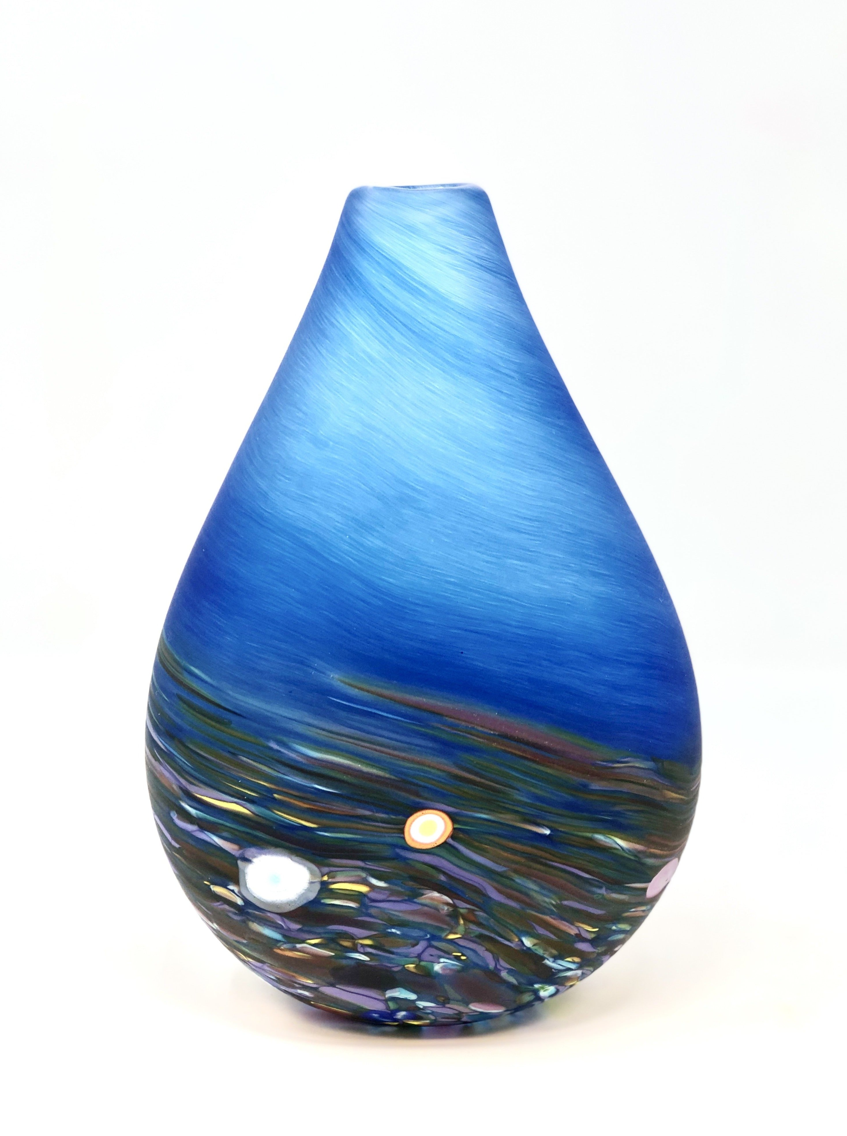 DOLLY VASE | BLUE