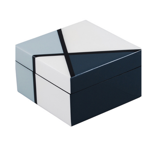 DECO LACQUER BOX | VARIOUS