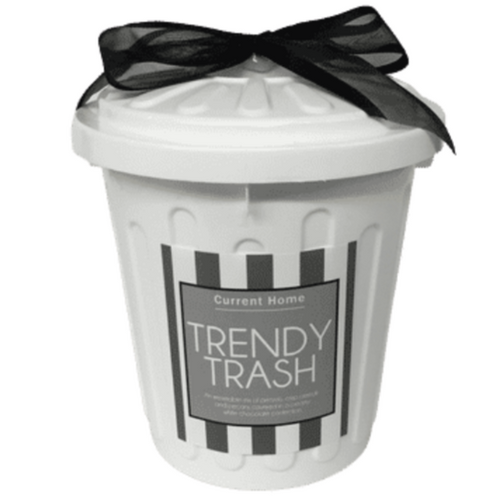 THE ONE & ONLY TRENDY TRASH | CANDY BUCKET
