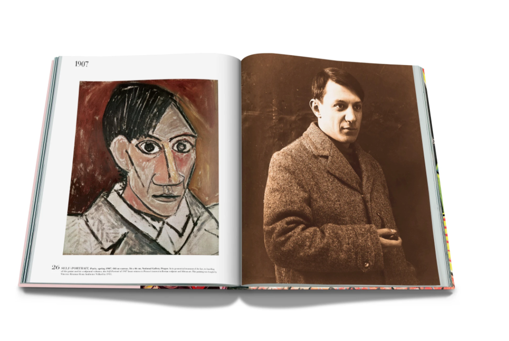 PABLO PICASSO THE IMPOSSIBLE COLLECTION BOOK | ASSOULINE