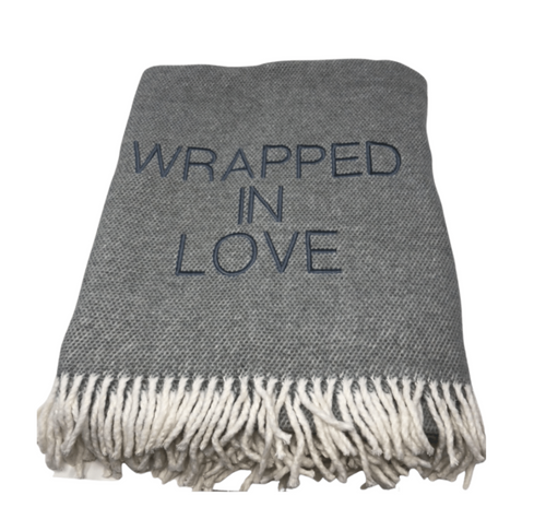WRAPPED IN LOVE THROW | VARIOUS