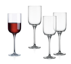 LINEA WINE GOBLETS| SET OF 4