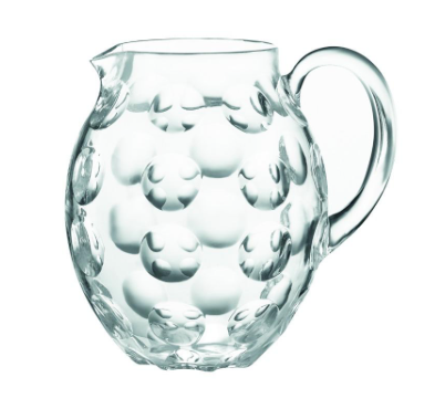 VENICE PITCHER | CLEAR