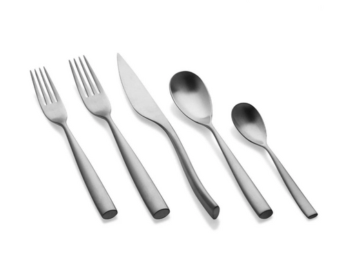 ARTE FLATWARE 5 PIECE SET | ICE