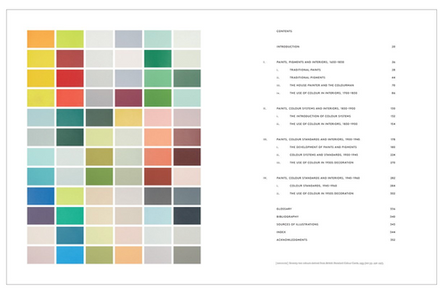 THE ANATOMY OF COLOR BOOK | PATRICK BATY