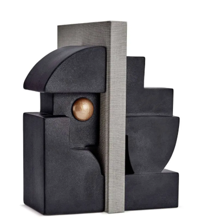 CUBISME BOOKEND | L'OBJET | VARIOUS