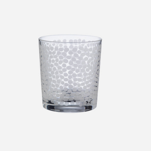 DOTTI DOUBLE OLD FASHIONED GLASSES