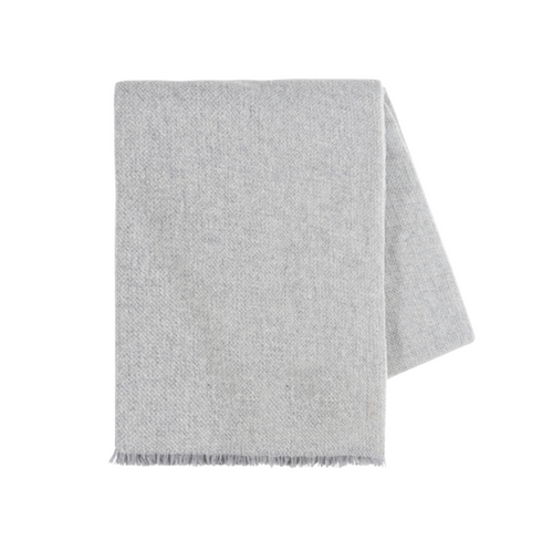 LUNA CASHMERE THROW | 2 COLORS