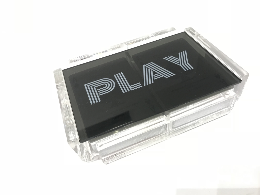 PLAY CARD DECK | BLACK