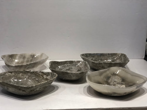 ONYX BOWL | GREYS | SMALL