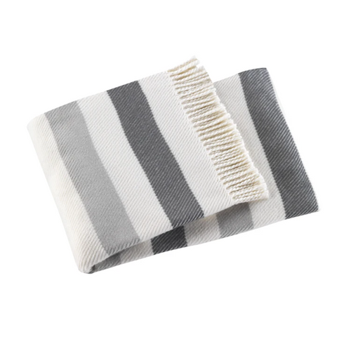 SWEET STRIPES THROW | 2 COLORS