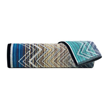 MISSONI HAND TOWEL | TOLOMEO | BLUE