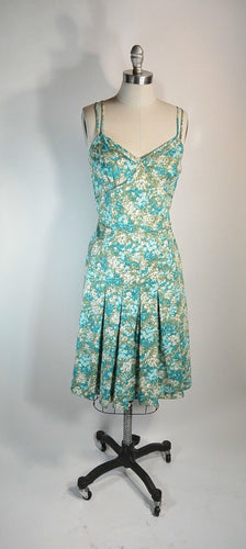 50s Style Dress// Summer Dress// Anne Taylor 50s Style Dress (F1)