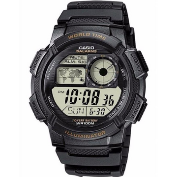 CASIO - AE-1000W-1AVDF - Azzam Watches