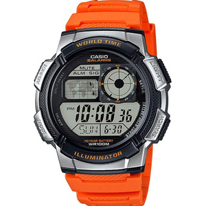 CASIO - AE-1000W-4BVDF - Azzam Watches