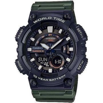 Casio - AEQ-110W-3AVDF - Azzam Watches