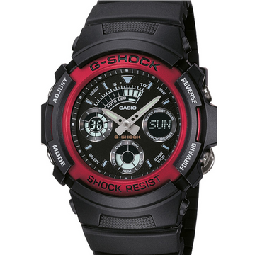 Casio - AW-591-4ADR
