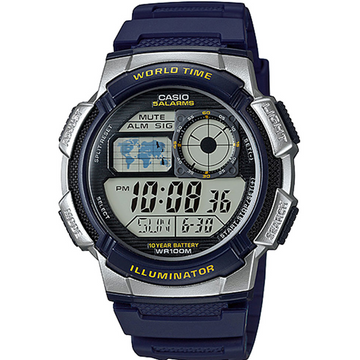 CASIO - AE-1000W-2AVDF - Azzam Watches