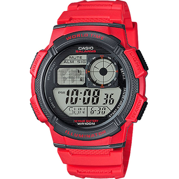 CASIO - AE-1000W-4AVDF - Azzam Watches