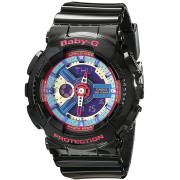 Casio - BA-112-1ADR - Azzam Watches