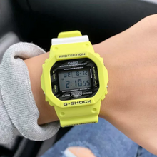 Casio - DW-5600TGA-9DR - Azzam Watches