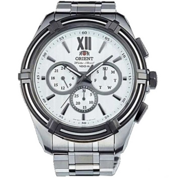 Orient - SUZ01003W0 - Azzam Watches