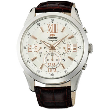 Orient - STW04008W0 - Azzam Watches