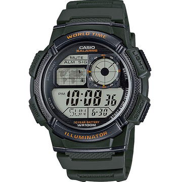 CASIO - AE-1000W-3AVDF - Azzam Watches