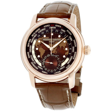 Frederique Constant - FC-718BRWM4H4 - Azzam Watches
