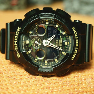 Casio - GA-100CF-1A9DR - Azzam Watches