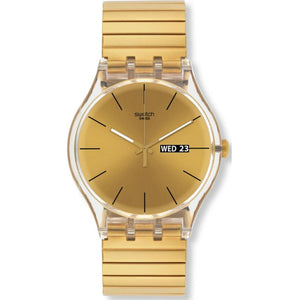 Swatch - SUOK702A - Azzam Watches
