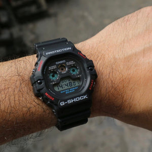 Casio - DW-5900-1DR - Azzam Watches