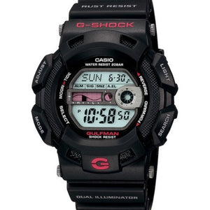 Casio - G-9100-1DR - Azzam Watches