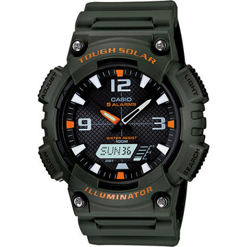 Casio - AQ-S810W-3AVDF - Azzam Watches