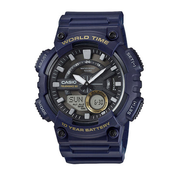 Casio - AEQ-110W-2AVDF - Azzam Watches