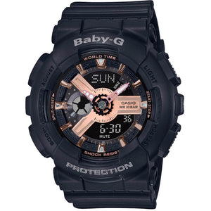Casio - BA-110RG-1ADR - Azzam Watches