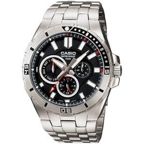 Casio - MTD-1060D-1AVDF - Azzam Watches