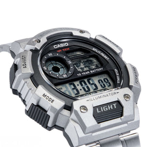Casio - AE-1400WHD-1AVDF - Azzam Watches