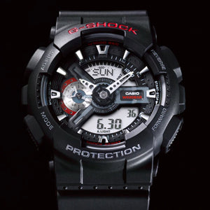 Casio - GA-110-1ADR - Azzam Watches