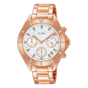 Alba - AT3D10X - Azzam Watches