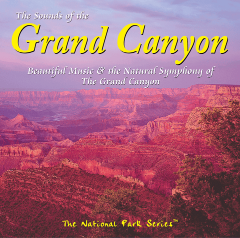 Grand Canyon National Park, Arizona, South Rim at sunset, scenic viewpoint near Mather Point