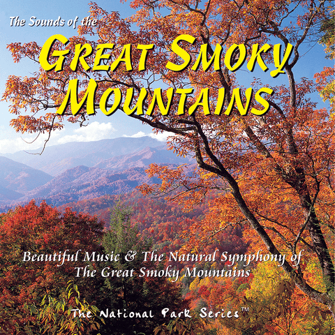 Fall colors in Great Smoky Mountains National Park.