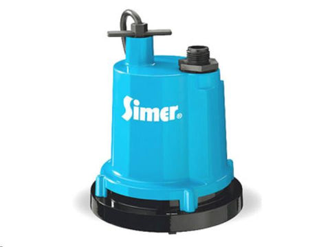 "Submersible Pump 3/4"", Electric"
