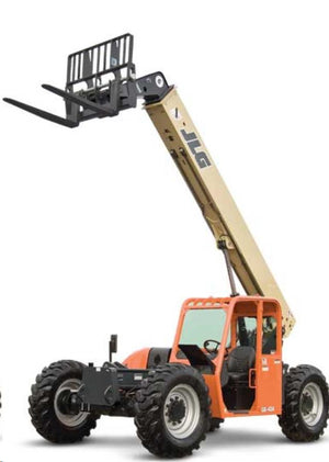 Telescopic Forklift 6,000 Lb 42' Height