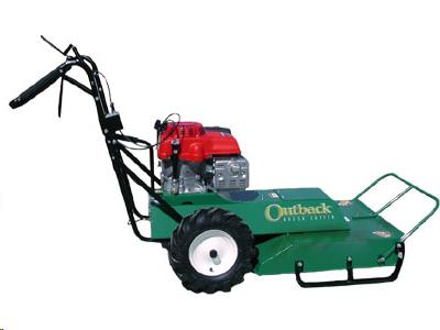 "High Weed Mower 26"" Width, Self-Propelled, Gas Powered"