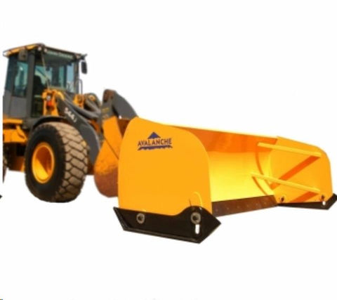 Snow Box Blade 16' for Wheel Loader