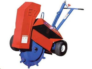 "Trencher 12"" Deep, Gas Powered"