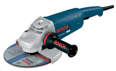 "Angle Grinder for Concrete or Metal, 7"" Disc, Electric"