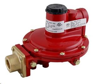 Regulator for Bulk Propane Tank